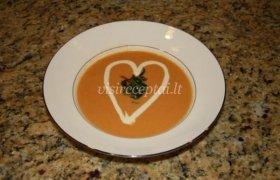 "Moliūgų sriuba ""Tau, mano meile"""