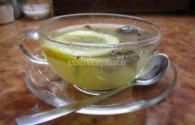 Imbierinė arbata