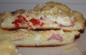 Pica, kepta keptuvėje
