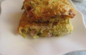 Olandiškas omletas