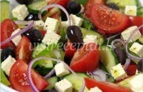 Graikiškos salotos (tikros)