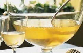 Citrininis putojančio vyno punšas