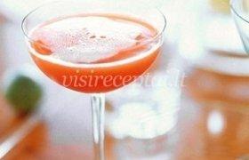 "Putojančio vyno kokteilis ""Blood Orange"""