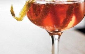 Putojančio vyno kokteilis Nr.1