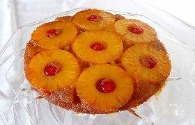 Ananasų tortas