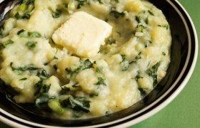 Airijos bulvių košė