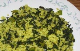 Kepti ryžiai