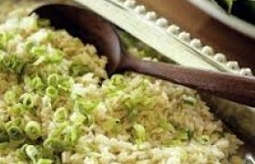 Porai su ryžiais