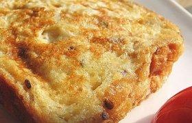 Skrebučiai su sūriu