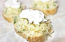 Sumuštinukai su mozarelos sūriu