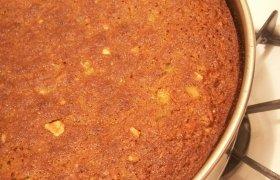 Morkų pyrago gaminimas