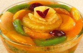 Lukos želė tortas