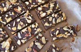 Šokoladiniai traškučiai su romu