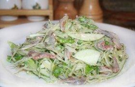 Silkės salotos