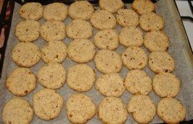 Sausainiai su krakmolu