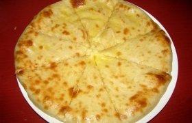 Pikantiškas sūrio plokštainis
