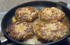Grikių kotletai su mėsa