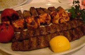 Kebabas ant iešmo