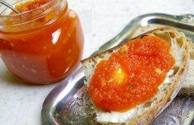 Spanguolių ir morkų marmeladas