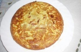 Tortilla de patatas (Bulvių tortas)