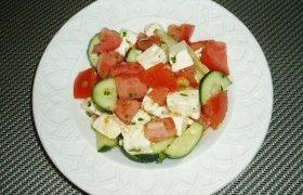Daniškos salotos