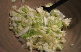 Pekino kopūstų salotos - tradiciškai
