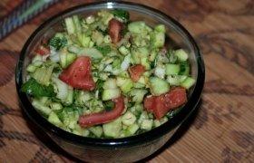 Aguročių salotos
