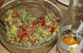 Guakamolė (guacamole) padažas