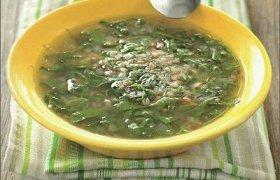 Kiškio kopūstų sriuba