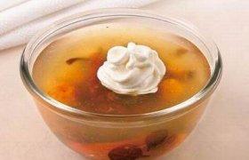 Saldi obuolių sriuba