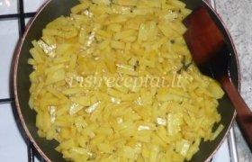 Riebaluose keptos bulvės