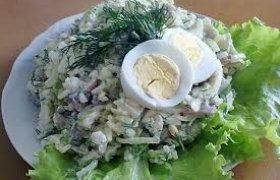Silkė su ryžiais