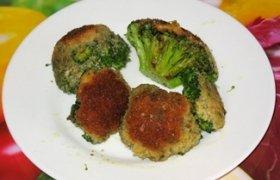 Brokoliai tešloje