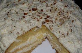 Pyragas su kondensuotu pienu