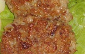 Mėsos ir grikių kotletai