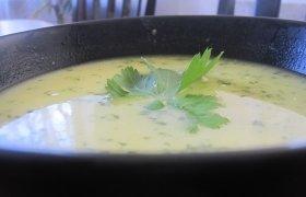 Tiršta sūrio sriuba