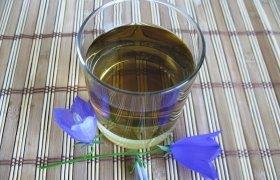 Šalta žalioji arbata