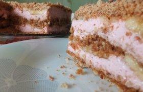 Nekeptas meduolių pyragas