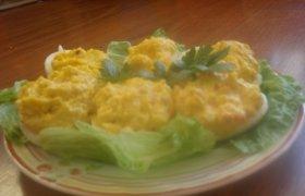 Skanieji įdaryti kiaušiniai
