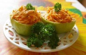Aštrios morkų salotos