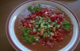 Gaspačio (šalta pomidorų sriuba)