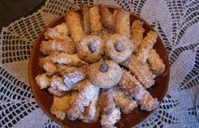 Sausainiukai per mėsmalę
