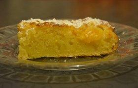 Minkštas mandarinų pyragas