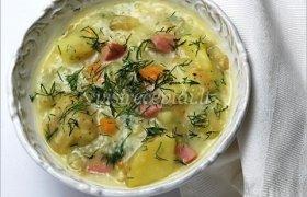 Kaimiška sriubikė