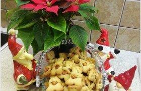 """Sausainiai """"Kalėdiniai meškinai"""""""