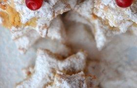 """Kokosiniai avižiniai sausainiai """"Eglutės"""" su """"Danskker"""" cukrumi"""