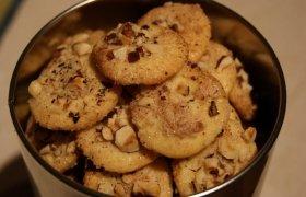 Sausainukai su cinamonu
