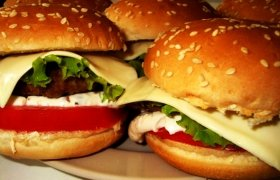 Naminis burgeris su maltiniu