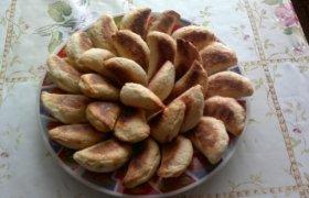 Pyragėliai su obuoliene
