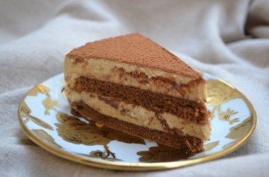 Tiramisu tortukas